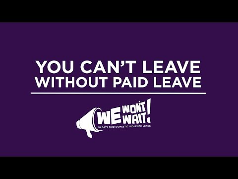domestic violence paid leave news - pherrus financial services best in business accounting