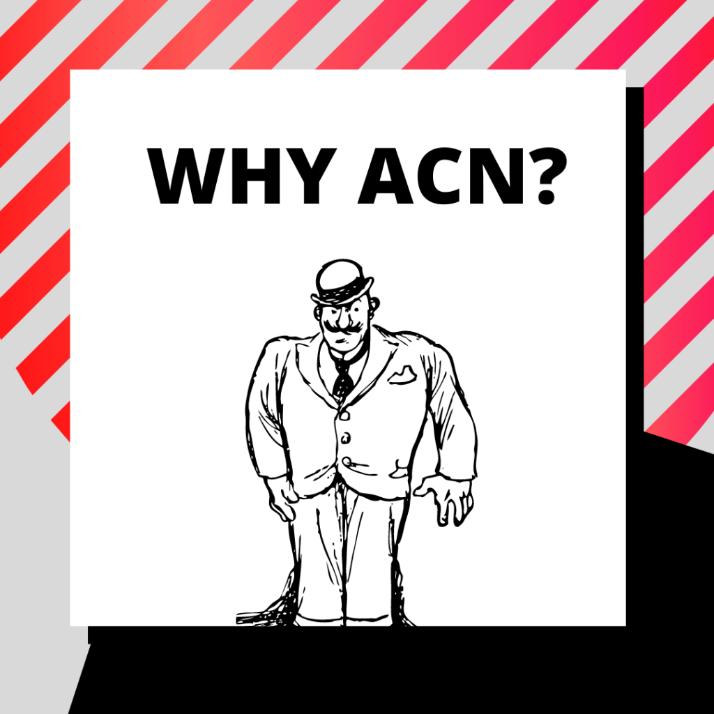 why do you need an acn number