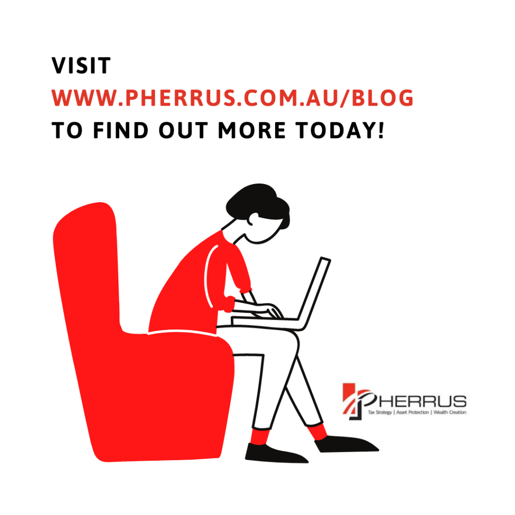 a business person contacting pherrus financial services to assist to setup a company or trust