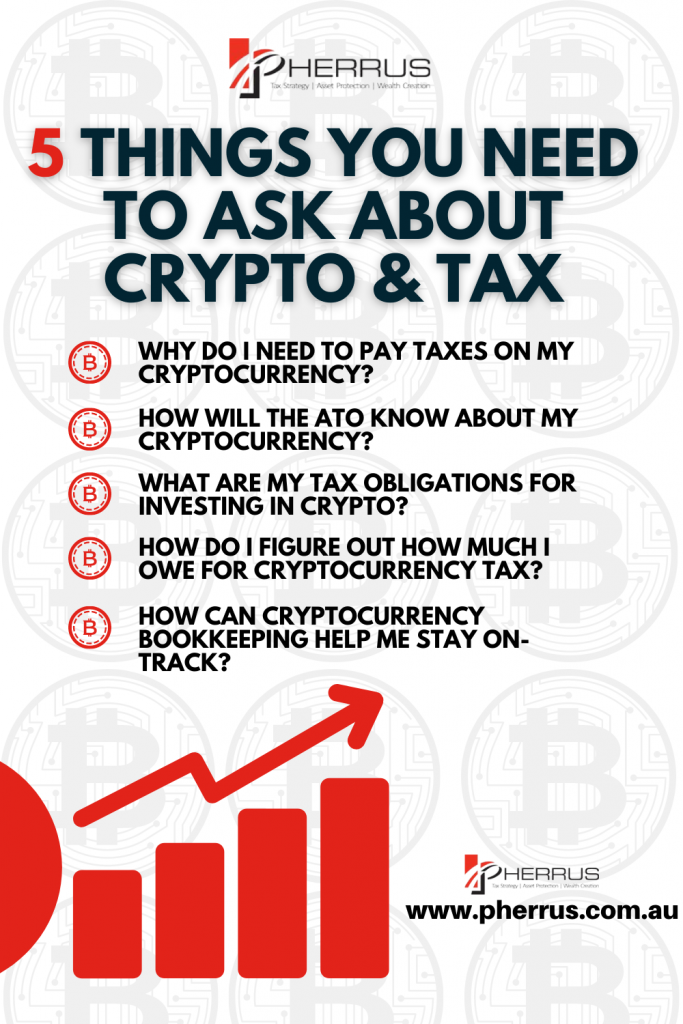 5 things you need to ask about cryptocurrency tax obligations in australia
