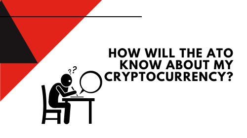 how will the ato know about my cryptocurrency
